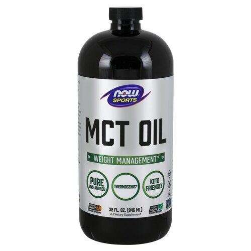 Now Sports MCT Oil 946 ml 0