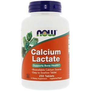 now-calcium-lactate-250-tab 0