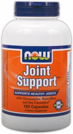 Now Joint Support with Glucosamine, Boswellin and Sea Cucumber 90 caps 0