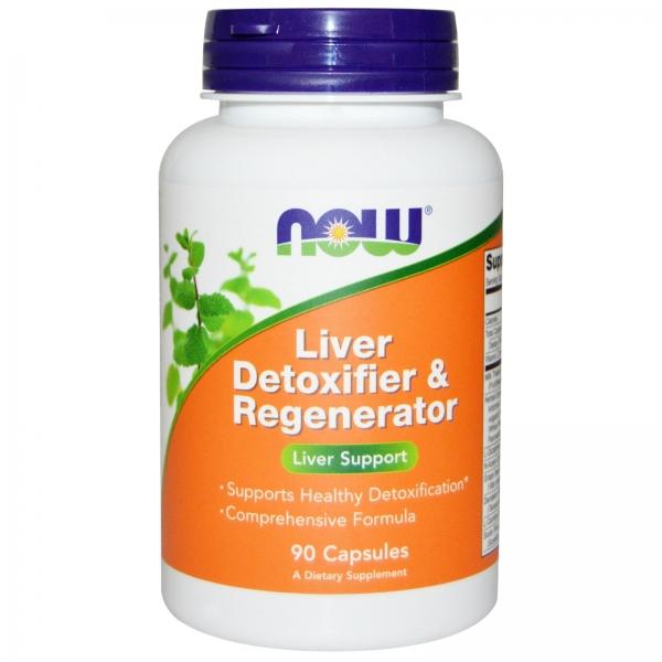 Now Liver Detoxifier & Regenerator 0