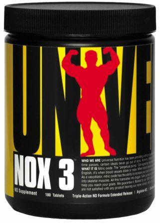 Universal NOX3 180 tab 0