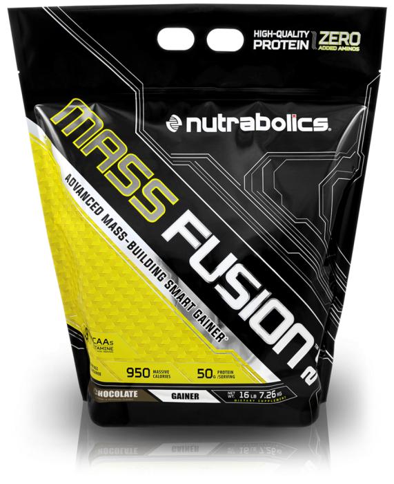 Nutrabolics Mass Fusion 7.2 kg 0