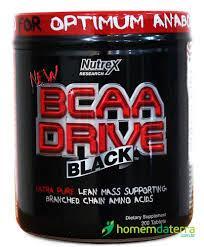 Nutrex BCAA Drive Black 200 tabs 0