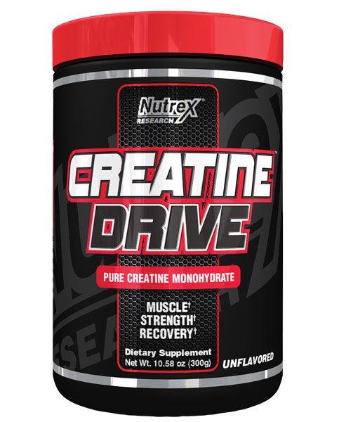 Nutrex Creatine Drive Black 300g 0