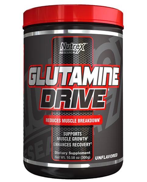 Nutrex Glutamine Drive Black 300 g 0