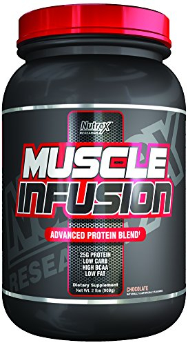 Nutrex Muscle Infusion Black 908 g 0