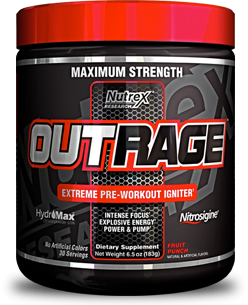 Nutrex Outrage 0