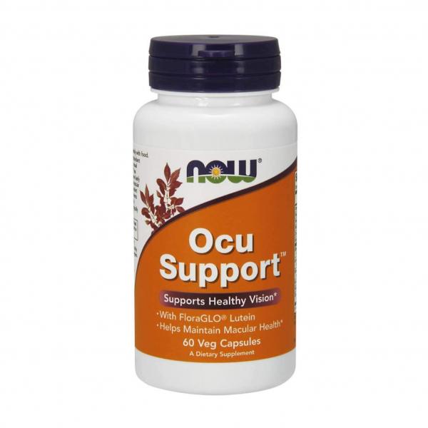 Now Ocu Support 60 veg caps [0]