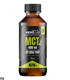 Hero.Lab Supplements MCT Oil 400ml [0]