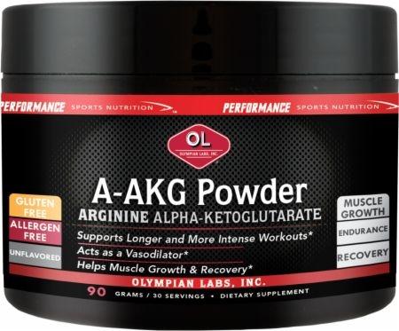 Olympian Labs Arginina A-AKG 0