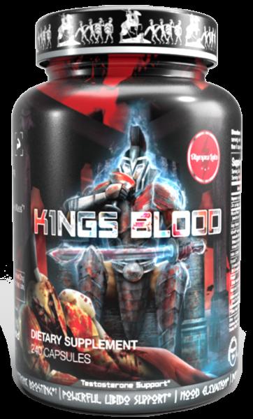 Olympus Labs Kings Blood 120 caps 0