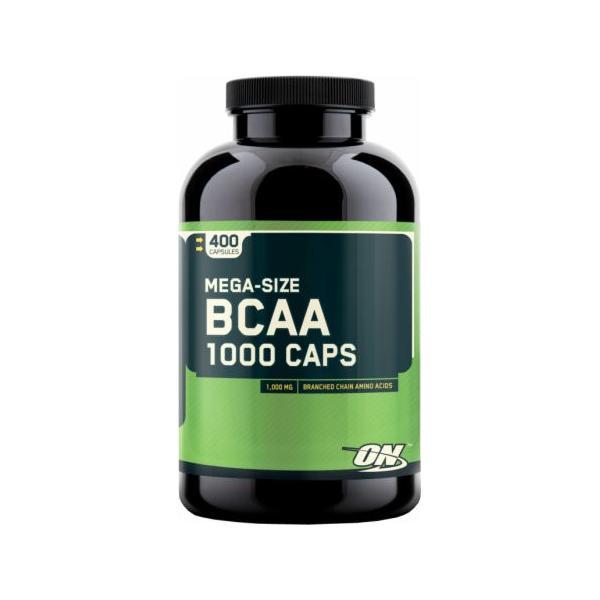 ON BCAA 1000 400 caps 0