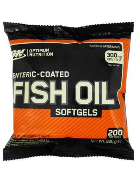 ON Fish Oil 200 softgel 0