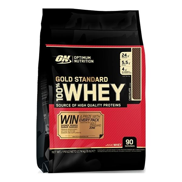 On Whey Gold Standard 2,74 kg 0