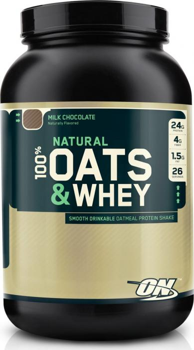 ON Oats & Whey 0