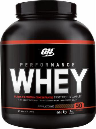 ON Performance Whey 1,8 kg 0