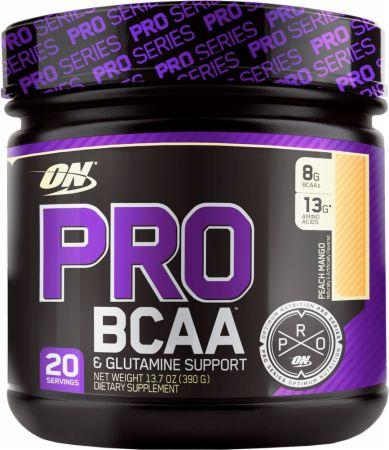 ON Pro-BCAA  Glutamine Support 20 serv 0