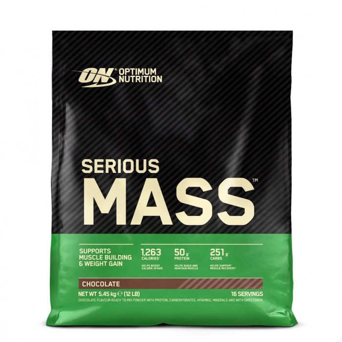 ON Serious Mass 5,4 kg [0]
