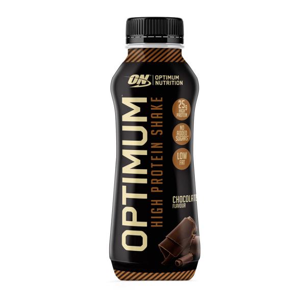 ON Optimum High Protein Shake 0