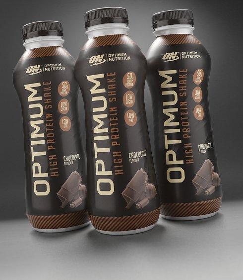 ON Optimum High Protein Shake 10 x 330 ml 0