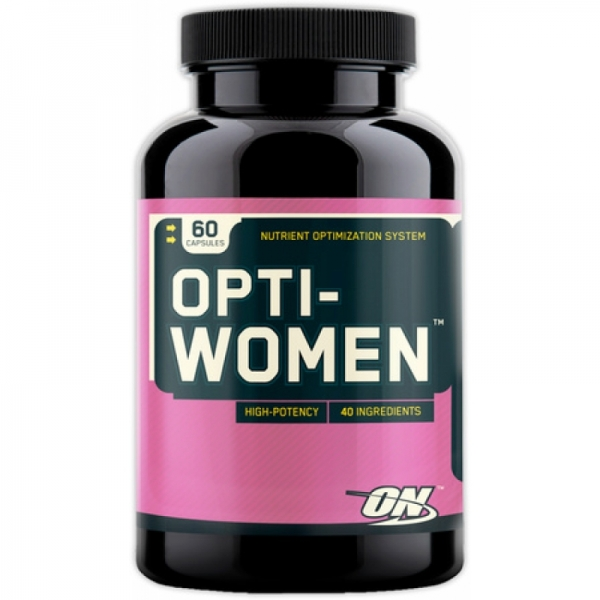 ON Opti-Women 60 cps 0