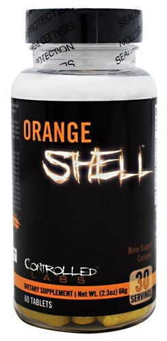 Controlled Labs Orange Shell 60 caps [0]