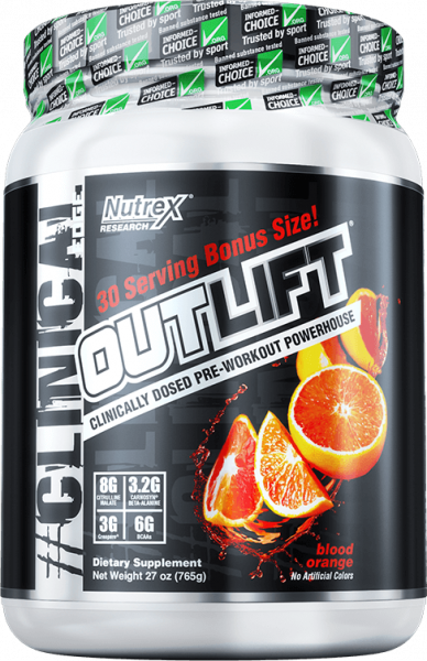 Nutrex Outlift 30 serv [0]