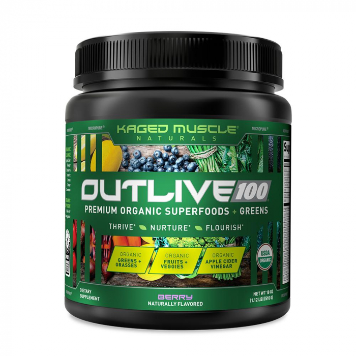 Kaged Muscle Outlive 100 [0]