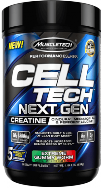 Muscletech Cell Tech Next Gen 834 g 0