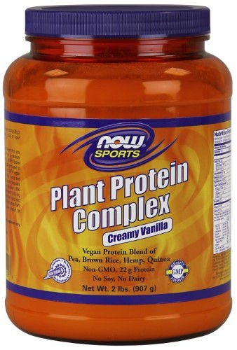 Now Plant Protein Complex 907 g [0]
