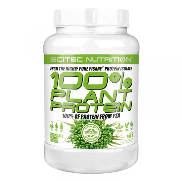 Scitec Plant Protein 100% 900 g 0