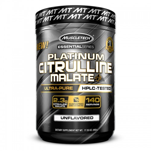 Muscletech Platinum Citrulline Malate 492 g 0