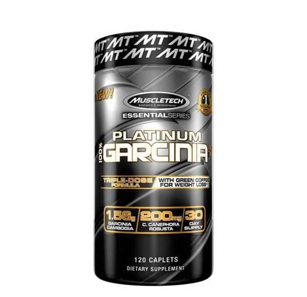 Muscletech Platinum Garcinia 120 caps 0