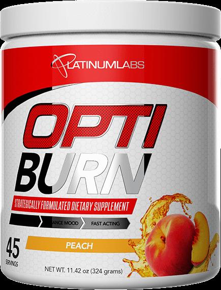 Platinum Labs Opti Burn 45 serv 0