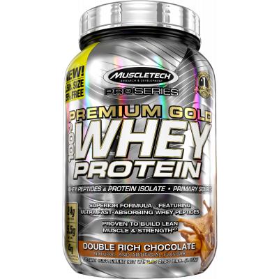 Muscletech Premium Gold 100% Whey 1,13 kg 0