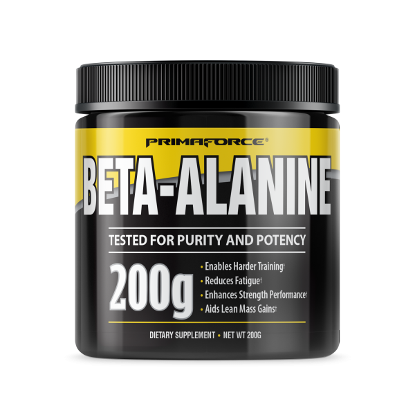 PrimaForce Beta-Alanine 200 gr 0