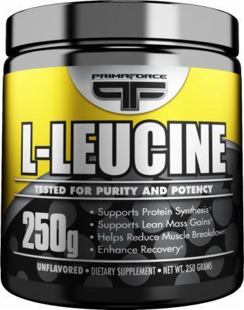 PrimaForce L-Leucine 250 g 0