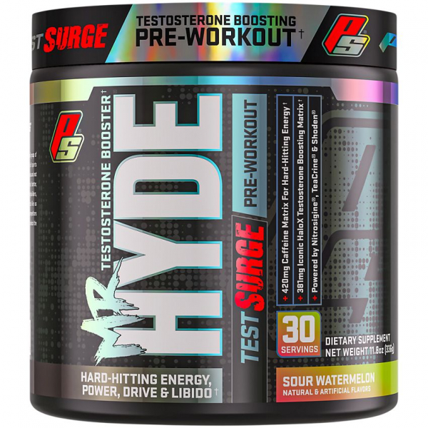 Pro Supps Mr Hyde Test Surge 336 g 0