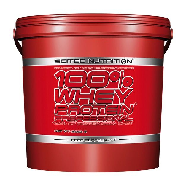 Scitec 100% Whey Protein Professional 5 kg 0