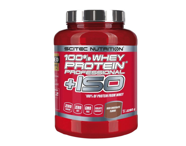 Scitec Whey Protein Professional + ISO 2.2 kg [0]