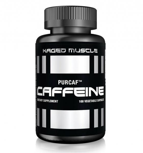 Kaged Caffeine 100 veg caps 0