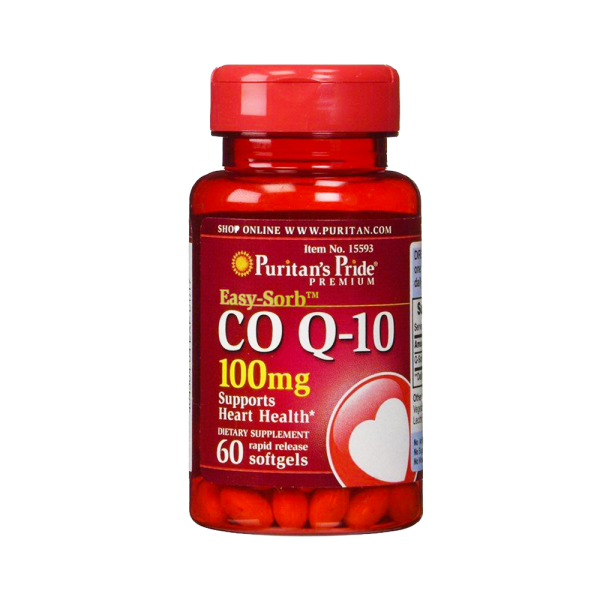 Puritan`s Pride CO Q-10 100 mg 60 softgel 0