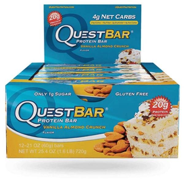 Quest Bar 12x60g 0