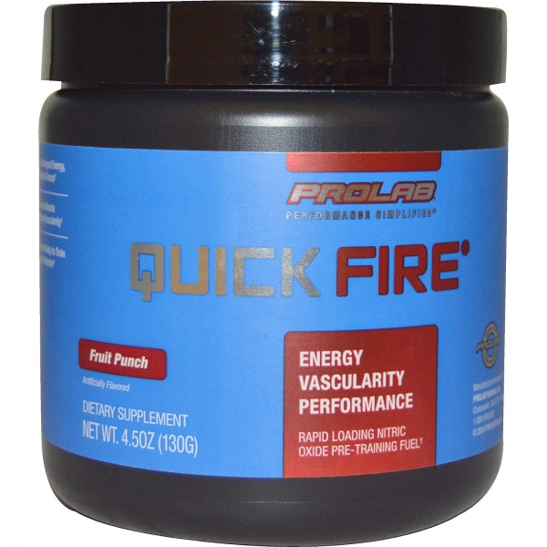 ProLab Quick Fire 130 g (10 serv) 0