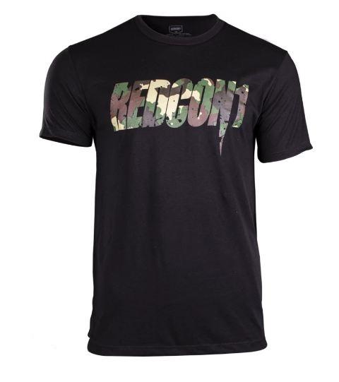 Redcon1 Logo T-Shirt Black 0