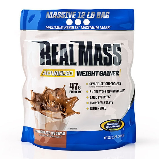 Gaspari Real Mass Advanced 5,4 kg 0