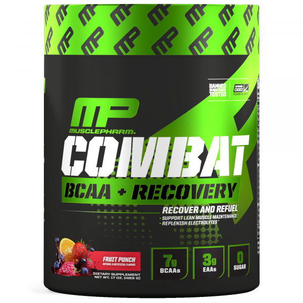 Musclepharm Combat BCAA+Recovery 30 serv [0]