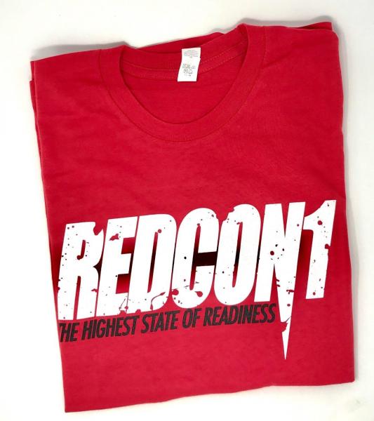 Redcon1 Logo T-Shirt 0