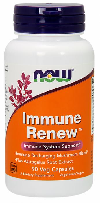 Now Immune Renew 90 veg caps 0