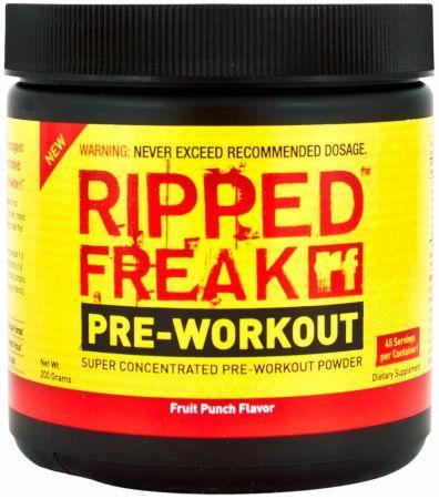 Pharma Freak Ripped Freak Pre-Workout 45 serv 0